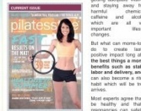 TMF in Pilates Style Magazine