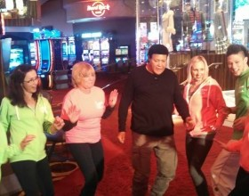 TMF on Kickin' it with Kenny with Chubby Checker FOX 8