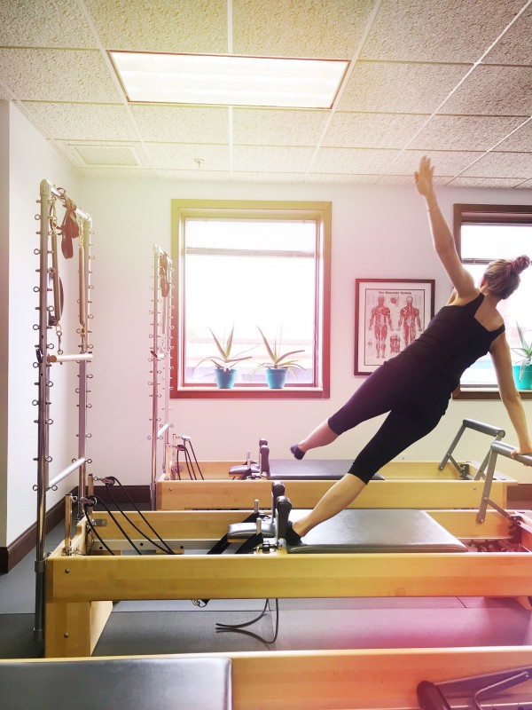 Pilates Reformer Advanced/Dancers