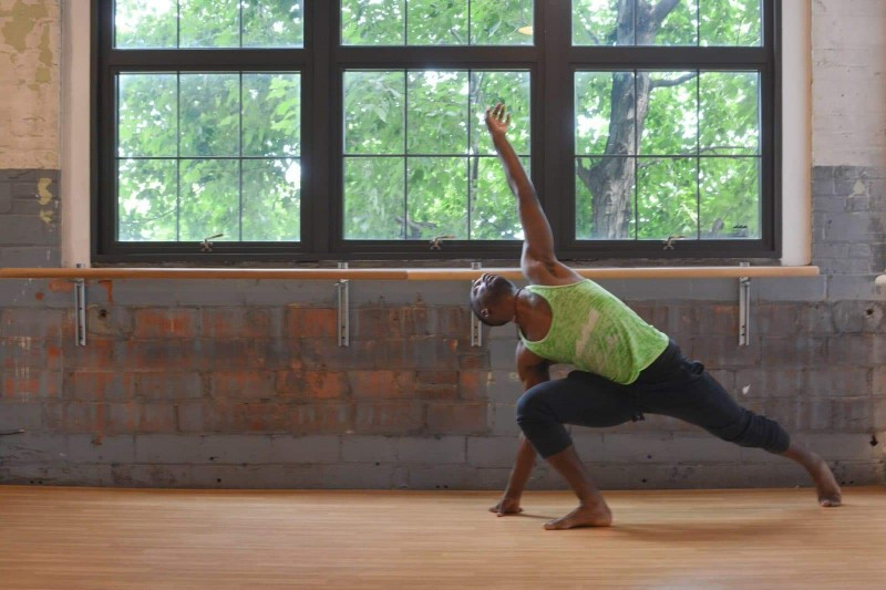 Virtual Contemporary Dance Class