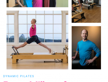 Pilates Mat Class: Dynamic Pilates – Becoming Sensitive to the Intensity…..and Beauty