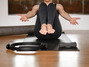 Virtual Pilates Mat Class